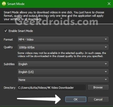 4k_video_downloader_select_smart_mode